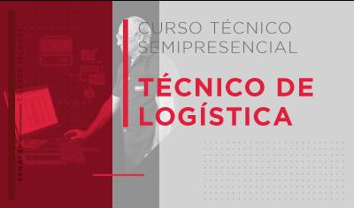 Curso Técnico Semipresencial - Logística
