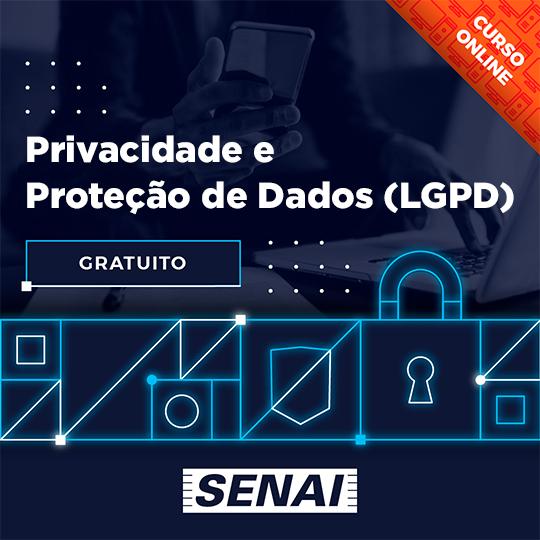 Privacidade de dados LGPD