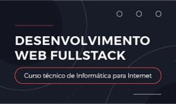 Desenvolvimento Web Fullstack