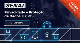 PRIVACIDADE E PROTEÇÃO DE DADOS - LGPD