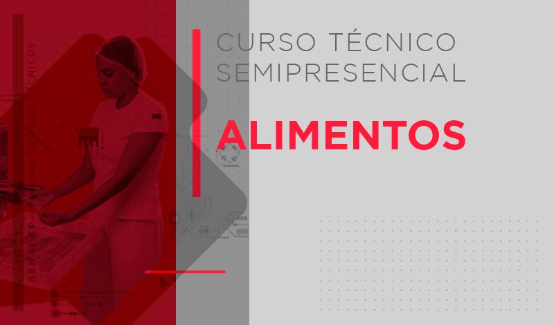 Curso Técnico Semipresencial - Eletroeletrônica